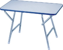 Garelick FOLDING TABLE BLUE/WHITE 50405 (Image for Reference)