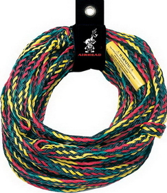 Airhead TOW ROPE 4000# 60' W/KEEPER AHTR-4000 (Image for Reference), Price/Each