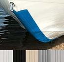KeelGuard KEELGUARD 8FT BLACK 20208 (Image for Reference)