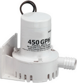 JohnsonPump 400GPH BILGE PUMP 21405 (Image for Reference), Price/Each