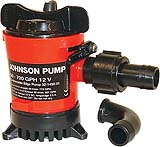 JohnsonPump 1000GPH CARTRIDG BILGE PUMP 32102 (Image for Reference), Price/Each