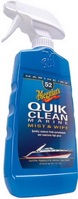 Meguiars #52 QUICK CLEAN MARINE M5216 (Image for Reference), Price/Each