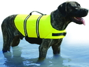 PawsAboard DOGGY VEST XXS, YELLOW 1100 (Image for Reference)