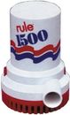 Rule RULE BILGE PUMP 1500 GPH 02 (Image for Reference)