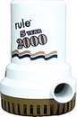 Rule RULE GOLD BILGE PUMP 2000 09 (Image for Reference)