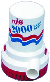 Rule RULE MANUAL BILGE PUMP 2000 10 (Image for Reference), Price/Each