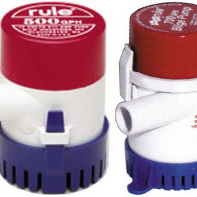 Rule RULE BILGE PUMP 360GPH 24 (Image for Reference), Price/Each