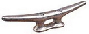 SeaDog GALVANIZED CLEAT - 6 INCH 040106-1 (Image for Reference)