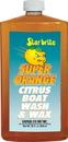 Star-Brite SUPER ORANGE BOAT WASH 094632P (Image for Reference)