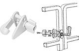 TH-M GATE LATCH, GRAY GL-2-DP (Image for Reference), Price/Each