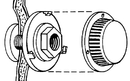 TH Marine AERATOR FILTER W/MOUNT AFM-1-DP (Image for Reference)
