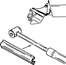 TH-M TRAILERING CLIPS TC-1-DP (Image for Reference)