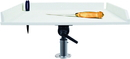 Taco Filet Table 20Inx12Inw/Alum M P01-2120W (Image for Reference)