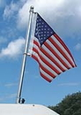 Taylor Made Products STAINLESS FLAG POLE 18