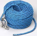 Trac ANCHOR ROPE, 5MMX100', SS S T10118 (Image for Reference)