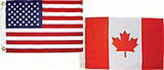 "SeaSense USA FLAG 12"" X 18"" 50071030 (Image for Reference), Price/Each"