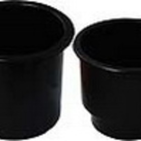"""SeaSense RECESSED CUP HOLDER 3""""X3"""" B 50091007 (Image for Reference), Price/Each"""