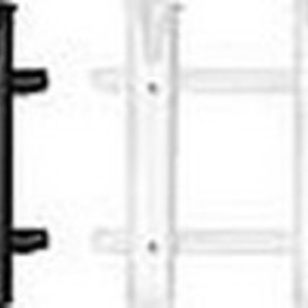 SeaSense 3 ROD HOLDER-BLACK 50091431 (Image for Reference), Price/Each