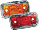 Wesbar LED AMBER SIDEMARKER LAMP 54201-001 (Image for Reference)