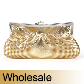 Toptie Sparkling Sequin Evening Handbag - Wholesale