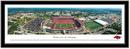 Campus Images AR9991918FPP University of Arkansas Framed Stadium Print