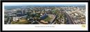 Campus Images GA9741911FPP Georgia Institute of Technology Framed Stadium Print