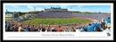 Campus Images KS9991922FPP University of Kansas Framed Stadium Print