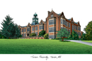 Campus Images MD999 Towson University Campus Images Lithograph Print