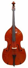 Josef Bremen JBB34BASS Upright Bass Outfit