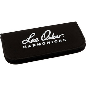 Lee Oskar Replacement Reed Plates, Harmonica Softcase LOHP