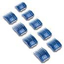 Andis Universal Comb Set, 9 Comb Set / Universal Comb Set for Detachable Clippers (12860)