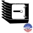 Oster Universal Clipper Combs, 1/8