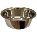 Regular Stainless Steel Bowls, 5 qt