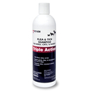 Triple Action Shampoo, 12 oz