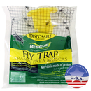 RESCUE! Disposable Fly Trap, 1.45 oz / 1 ct