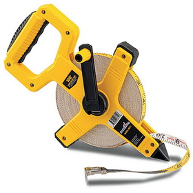 Komelon 200' Super Duty Tape Measure, Price/Each