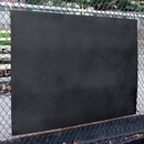 White Line Equipment Rubber Backstop Padding Mat