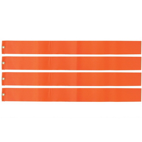 Tuf-wear Wind Direction Banners, Price/1 Set