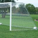 Bison 4mm 6 1/2' x 12' x 4' x 6 1/2' Soccer Goal Net