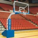 Bison T - Rex Portable Adjustable Basketball System