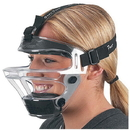 White Line Equipment Game Face Sports Safety Mask