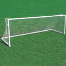 Kwik Goal Fusion Soccer Goal - 8'H x 24'W x 3'D x 9'B
