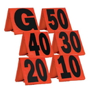 Champro Weighted Football Sideline Markers