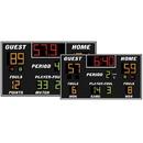 Electro - Mech Indoor Basketball, Volleyball, Wrestling Scoreboard Model LX2655