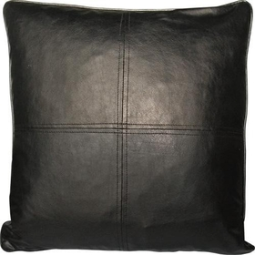 Cozy Quarters K-9-DP-040A-BRO Faux Leather W/Self Cord, Brown, Price/each