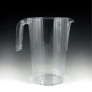 Maryland Plastics MPI5005 50 oz. Sovereign Value Pitcher, Clear