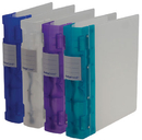 "Itoya Keba Frost Binder, Blue, 2.25"" - Each"
