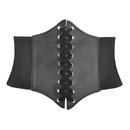 TopTie 7-Inch Wide Corset Waist Belt