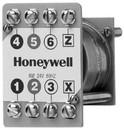 Honeywell MSTN Two Position Damper Actuator For Aobd, Aobd-Bm, Iobd, Srtd, Mvrh, Mvrv, Arcd, & Ascd Dampers 8 Terminals (1, 2, 3, X, 4, 5, 6, Z) ( Mst ) Replaces Ewc Motor # Man