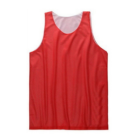 TOPTIE Reversible Basketball Jerseys, Mesh Tank